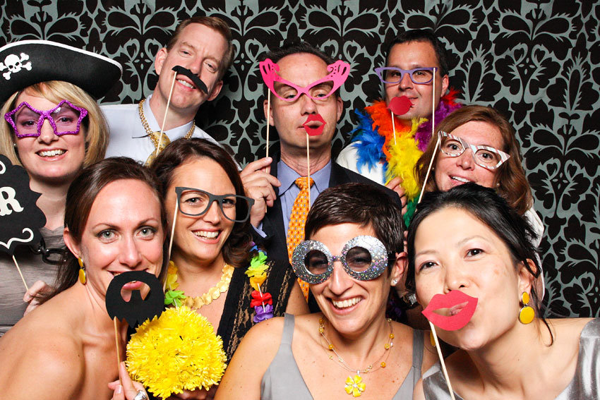 private parties photobooth